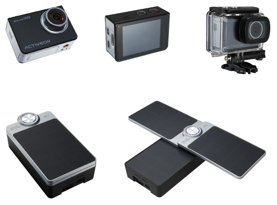 The affordable Solar XG Action Camera and Solar Charging Station makes it possible for families and adventurers to capture life's extraordinary moments even longer. Experience extreme performance with advanced components and powerful software.