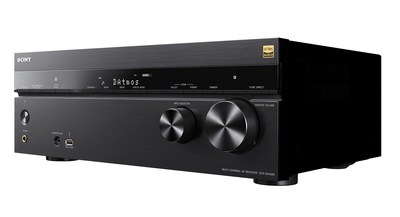 Sony Electronics' STR-DN1080 HiFi Audio Video Receiver available May 2017