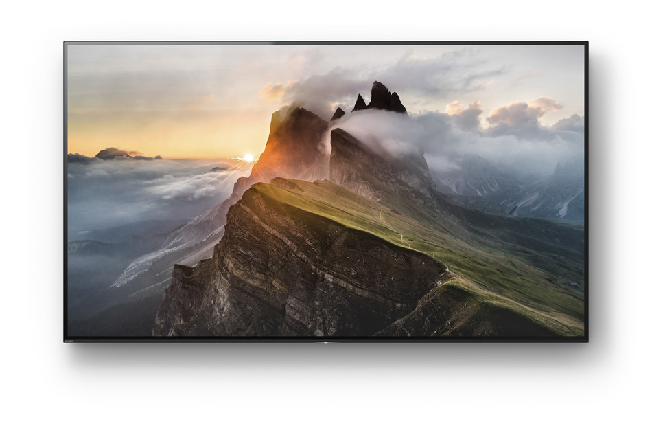 Sony Electronics announced pre-sales begin today on its XBR-A1E BRAVIA OLED 4K HDR TV line up from authorized Sony dealers