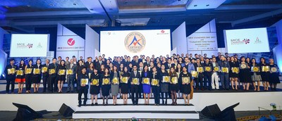 TCEB reaffirms MICE industry role model position in ASEAN by revealing the success of a nationwide adoption of MICE venue standardization, naming a total of 101 venues that have been certified under the Thailand MICE Venue Standard in 2017. Moving forward, TCEB is accelerating the development of the exhibition and specialized venue standards, while defining a strategic road map for the ASEAN MICE Venue Standard.