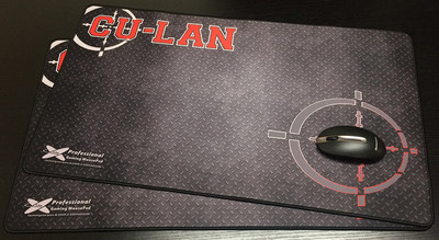 Make Your Brand With professional gaming Mouse Pads by X-raypad