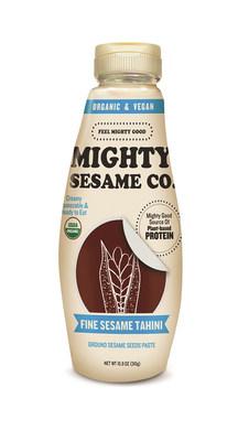 Mighty Sesame Co. #Vegan Tahini Launches in UK