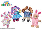 Just Hatched: Build-A-Bear Workshop Rolls Out New 'Make-Your-Own Springtime Fun' Collections