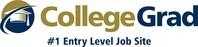 CollegeGrad.com #1 Entry Level Job Site - Logo