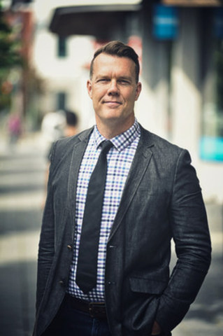 Dr. Tim Black, R. Psych., joins Wounded Warriors Canada (CNW Group/Wounded Warriors Canada)