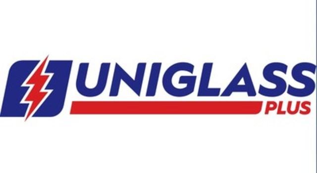 Logo UniglassPlus (CNW Group/Uniban Canada)