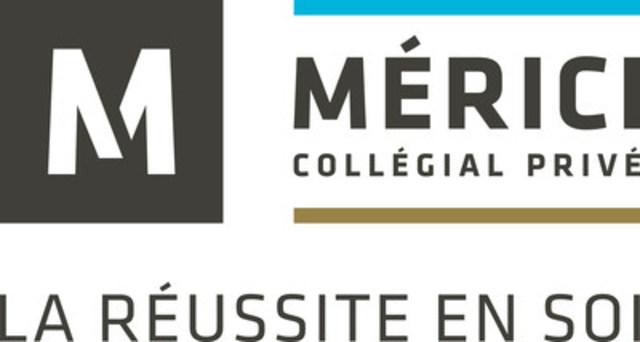 Logo : Mérici Collégial Privé - La réussite en soi (Groupe CNW/Collège Mérici)
