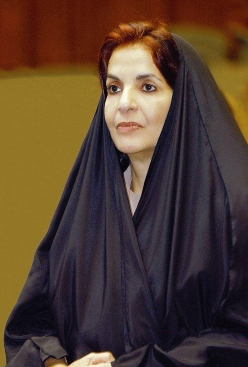 Princess Sabeeka bint Ibrahim Al Khalifa (PRNewsFoto/Supreme Council for Women)