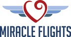 Miracle Flights Spreads the Love for Valentine's Day - Coordinates 552 Flights in February for Sick Children