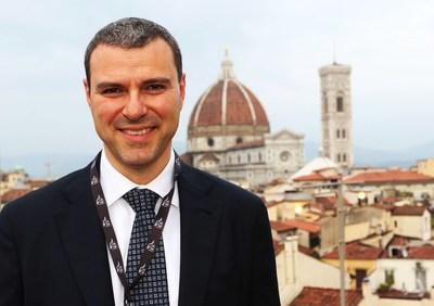 Alberto Giovanni Aleotti, Vice Chairman, Menarini (PRNewsFoto/Menarini)
