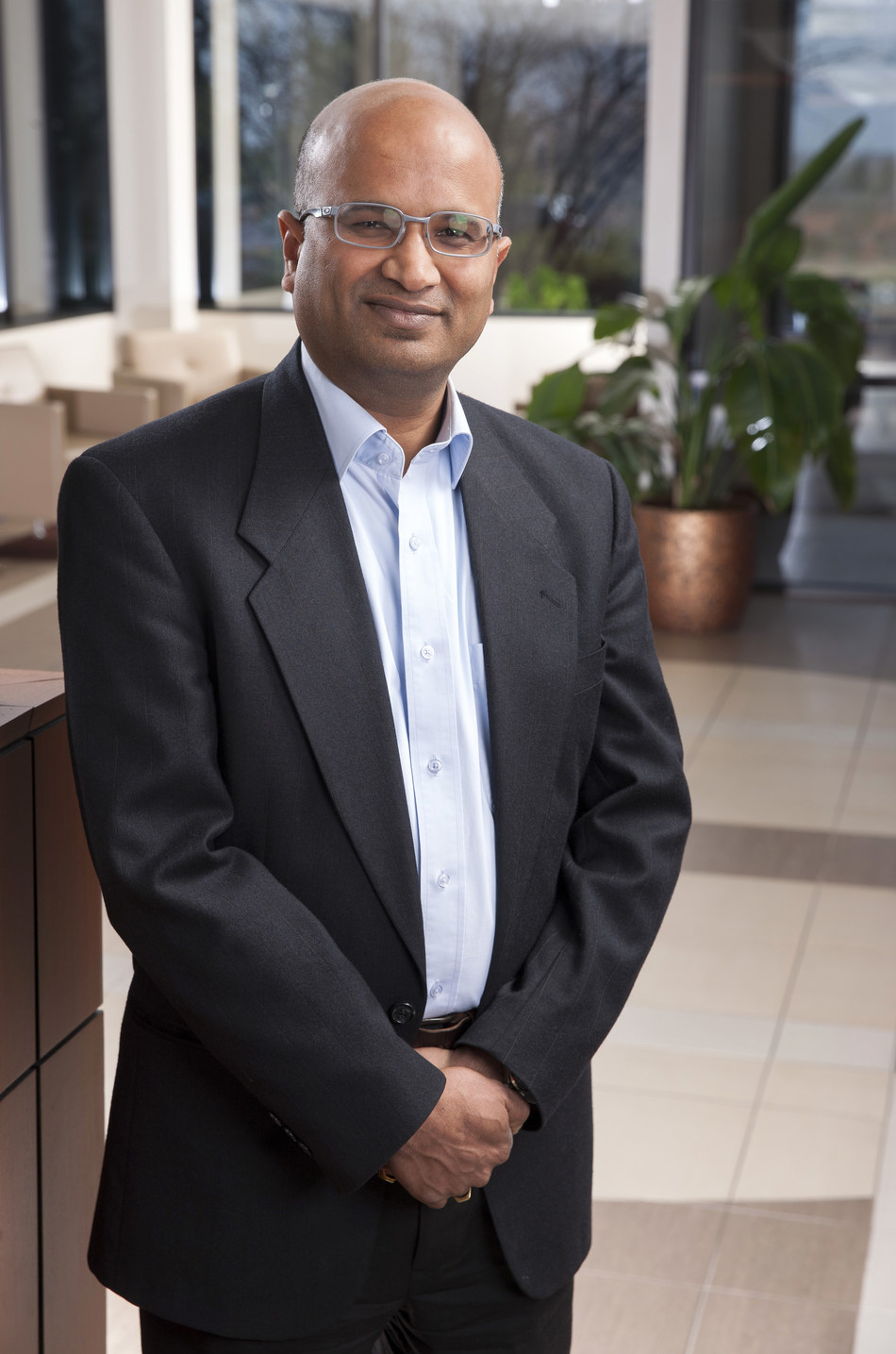 Swaminathan (Vasan) Srinivasan, P.E., president of Terracon Consultants, Inc., Olathe, KS