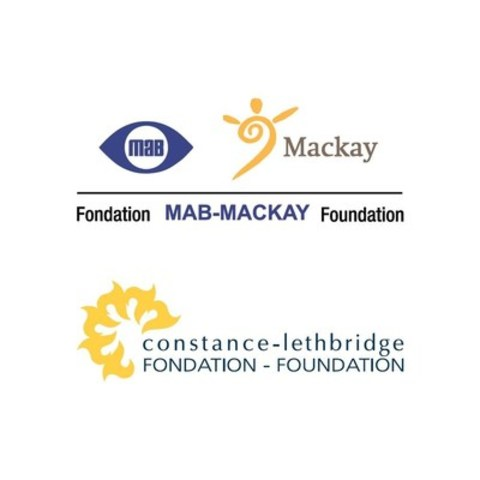 MAB-Mackay/Constance-Lethbridge Foundation (CNW Group/Fondation MAB-Mackay Foundation)