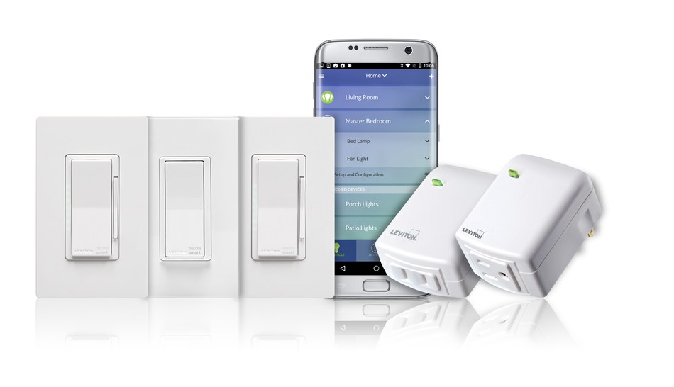 Leviton Delivers New Wi-Fi Lighting Automation Solution with Voice Control, Scheduling and Remote Access