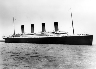 RMS TITANIC Gets Own SVOD Channel