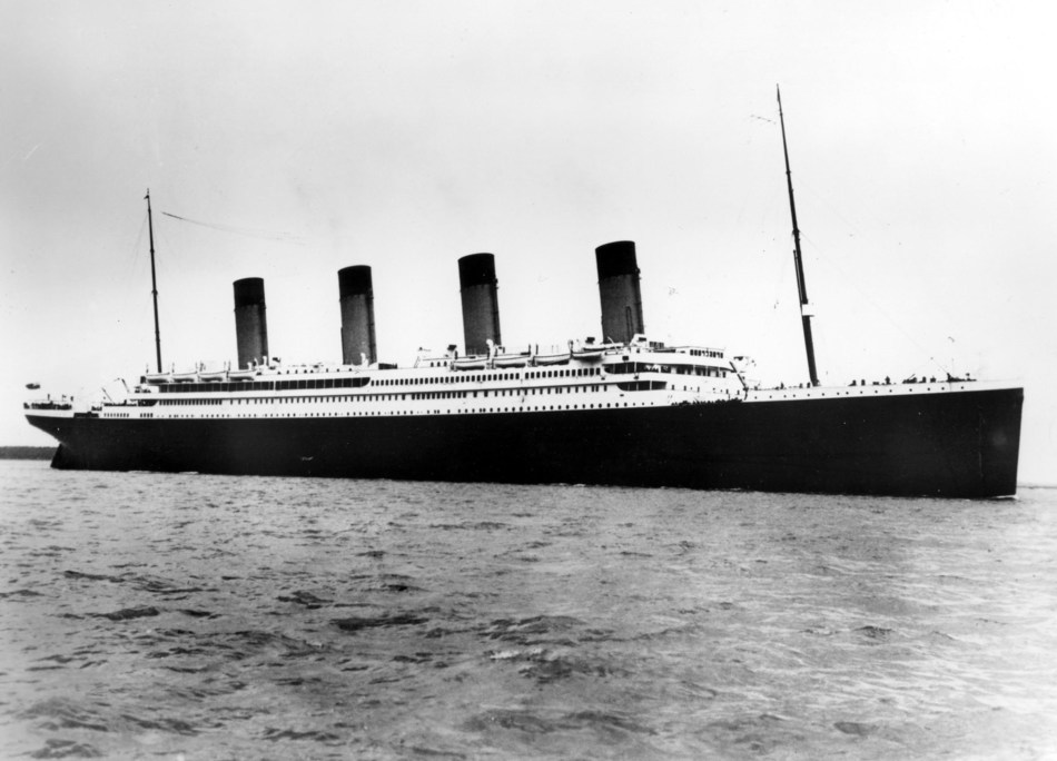 TitanicChannel.tv, is launching a dedicated streaming video on-demand channel focusing exclusively on all things Titanic. (Pictured) (PRNewsFoto/Titanic Channel LLC)
