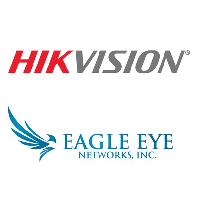 Hikvision and Eagle Eye Networks Announce Technology Partnership
