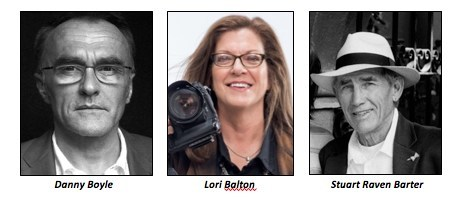 OSCAR(R)-WINNING DIRECTOR DANNY BOYLE, LOCATION PROFESSIONALS LORI BALTON AND STUART RAVEN BARTER TO BE HONORED AT THE 2017 LOCATION MANAGERS GUILD INTERNATIONAL AWARDS