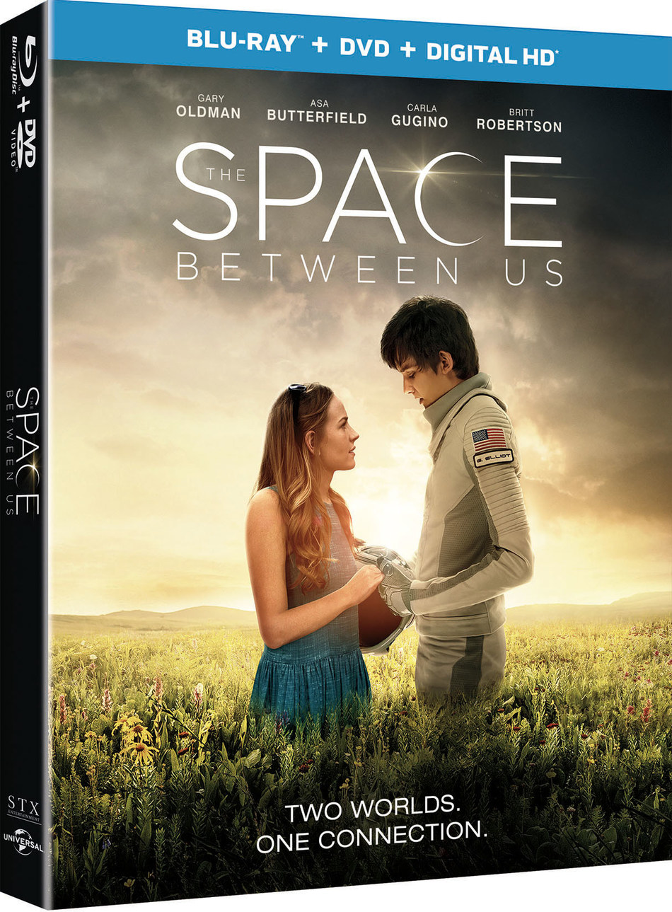From Universal Pictures Home Entertainment: The Space Between Us