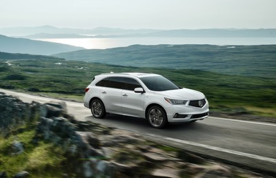 The 2017 Acura MDX Sport Hybrid SH-AWD is set to electrify the company's SUV lineup when it arrives in Acura dealers at the beginning of April.
