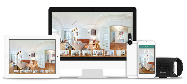 On-the-go 360? virtual reality tour, available across all your devices. Capture it within seconds with our VR Cam app. Share it just as quickly.