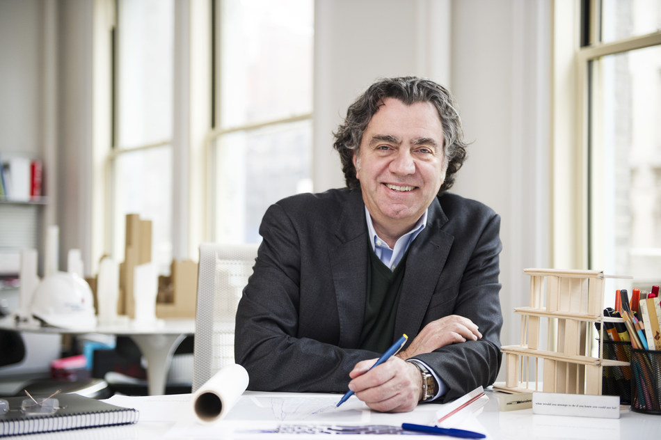 John Cetra, founder of CetraRuddy, has been elevated to College of Fellows of American Institute of Architects (AIA).