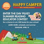 Schools, Families, Libraries And Community Partners Can Encourage Kids To Take A Reading Adventure With The 2017 Scholastic Summer Reading Challenge