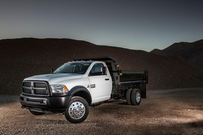 New Ram Truck Programs Improve Commercial Truck-to-customer Efficiency
