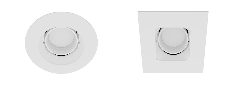 Amerlux introduces Essenza family of LED downlights, wall washers and shower lights for hospitality and high-rise living