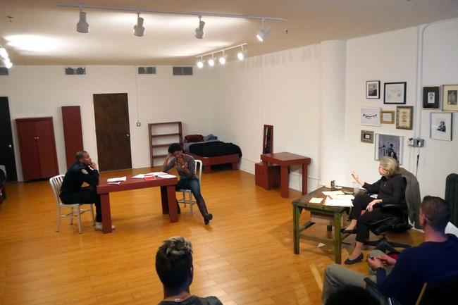 Master Acting Class - Maggie Flanigan 917-789-1599