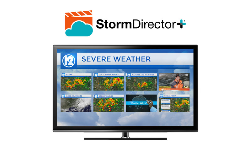 AccuWeather StoryTeller and StormDirector+