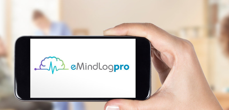 With eMindLog, consumers can self-measure their stress, anxiety and depression for better mental wellbeing. They can opt to securely share their data with a doctor or therapist using the eMindLog Pro application, supporting better-informed diagnosis, treatment and followup care.