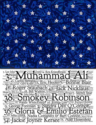 Flag for Hope Donates One-of-a-Kind Muhammad Ali Collection