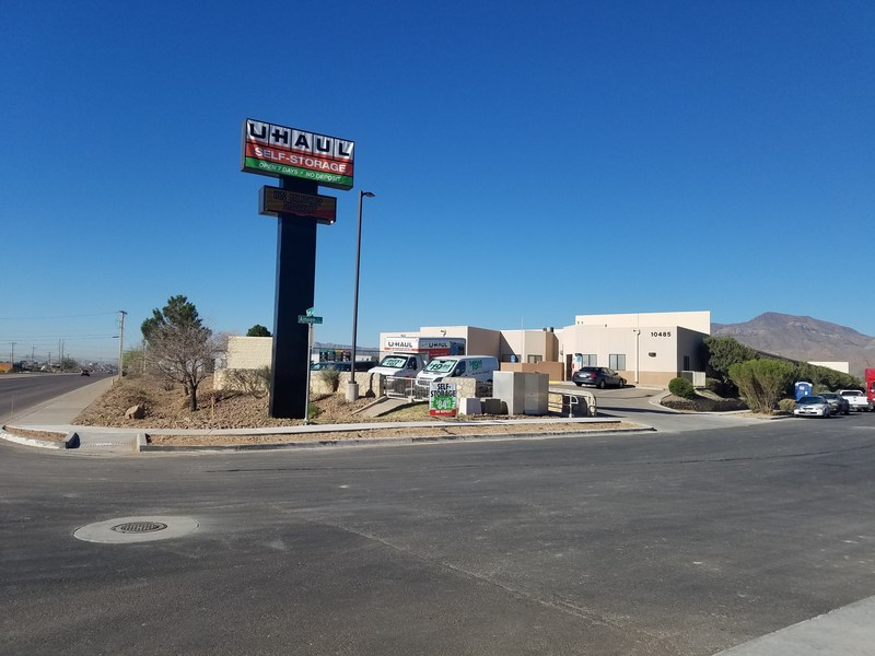 U-Haul Storage of Sun Valley now offers customers more than 500 self-storage units with drive-up convenience.