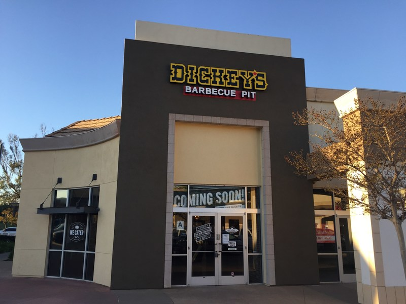 Dickey's Barbecue Pit opens Thursday in San Marcos