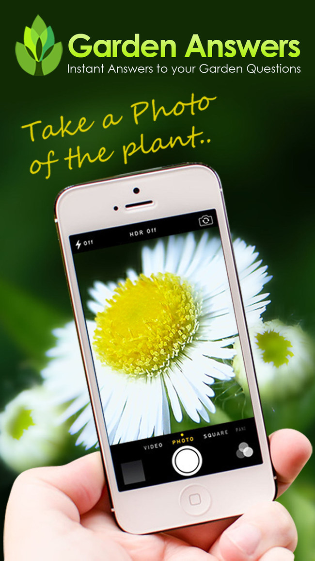 myGardenAnswers Plant Id app