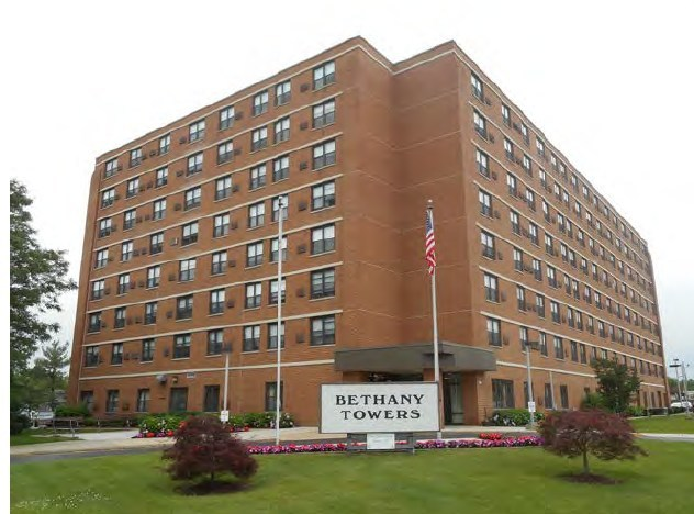 Walker & Dunlop finances portfolio backed by affordable housing properties, including Bethany Towers, located in Hazlet, New Jersey