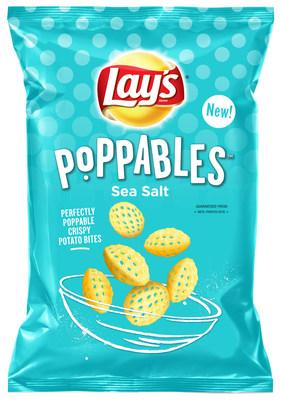 Lay's Poppables Sea Salt