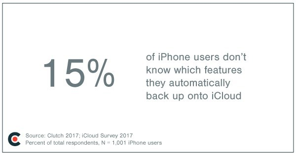 Nearly Half of iPhone Users Feel Uncomfortable with Storing Personal Information on iCloud