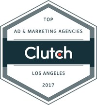 Clutch Announces Leading Los Angeles Advertising and Marketing Agencies of 2017