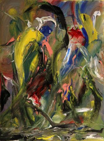 « dOnaLdS » The painting is part of the outgoing private DESPRÉS catalogue (CNW Group/Les éditions Jean Renoir Jr)