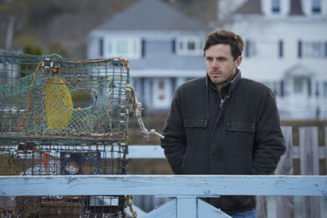 Casey Affleck in Kenneth Lonergan's Manchester by the Sea. Photo credit: Claire Folge, courtesy of Amazon ...