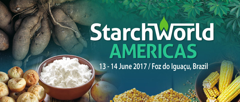 South America's Corn, Cassava Production central focus of Starch World Americas summit in Brazil