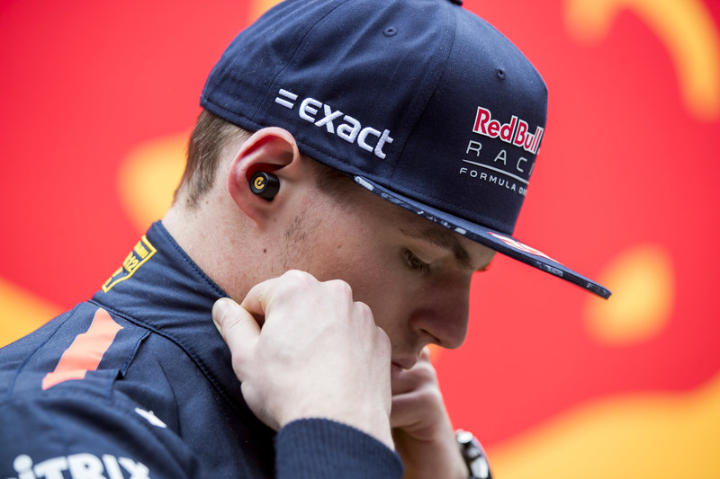 Max Verstappen, Red Bull Racing by Mark Thompson, Getty Images