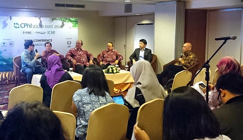 CPhI SEA Press Conference