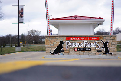 The Purina Farms Visitor Center re-opens for the 2017 season on Saturday, March 18.