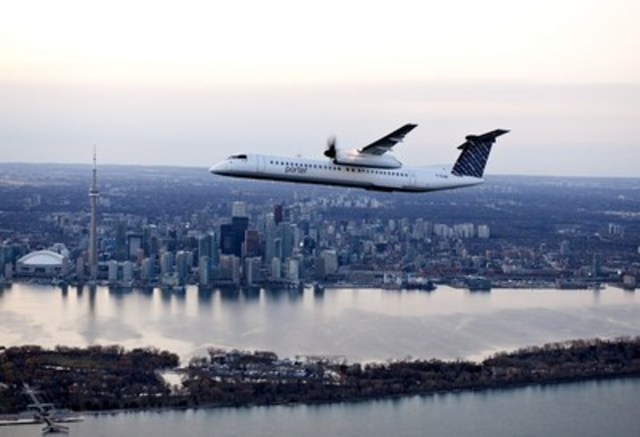 Porter Airlines strongly supports the interim order introduced today by Marc Garneau, Minister of Transport, to regulate recreational drones. (CNW Group/Porter Airlines Inc.)
