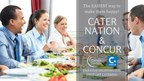 Cater Nation Integrates Their Order System with Concur, Making Business Catering Ordering & Expense Reporting Even Easier for Concur Clients
