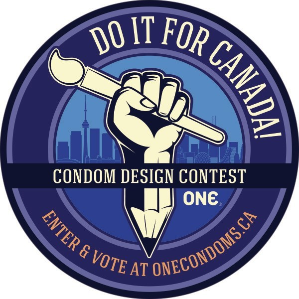 Do it for Canada: Design a condom wrapper! onecondoms.ca/contest