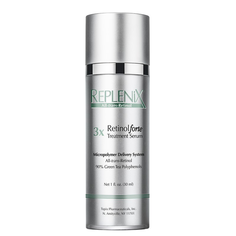 Topix Pharmaceuticals Announces New Age Defying Retinol Treatment Serum. RetinolForte Proves that Efficacy is all in the Delivery.