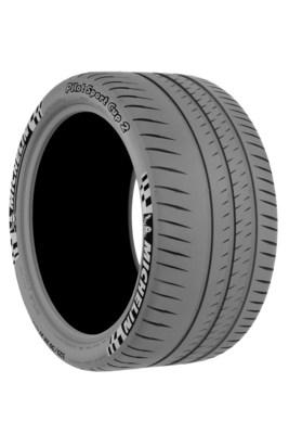 Michelin PSCup2 (PRNewsFoto/Michelin AIM)